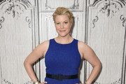 Anna Gunn Form-Fitting Dress