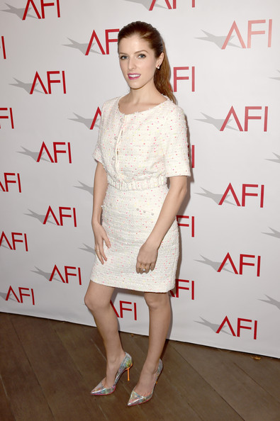 Anna Kendrick Pumps