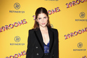 Anna Kendrick Skirt Suit
