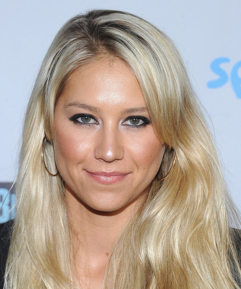 Anna Kournikova Smoky Eyes