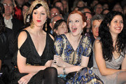 Karen Elson and Sarah Sophie Flicker Photo