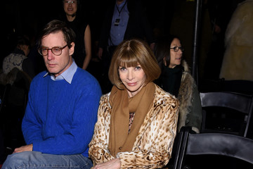 Anna Wintour Shelby Bryan Alexander Wang - Front Row - Fall 2016 New York Fashion Week