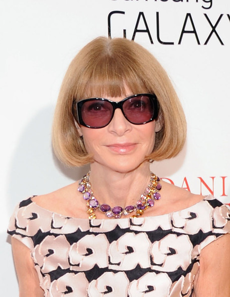 Anna Wintour Bob [the butler,eyewear,hair,glasses,hairstyle,face,blond,sunglasses,bangs,bob cut,vision care,lee daniels,inside arrivals,anna wintour,new york,ziegfeld theater,new york premiere]