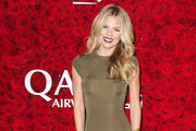 AnnaLynne McCord Form-Fitting Dress