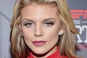 AnnaLynne McCord Long Side Part