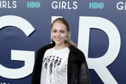 AnnaSophia Robb Leather Jacket
