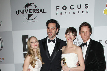 Anne Hathaway Amanda Seyfried NBC Universal's 70th Annual Golden Globe Awards After Party - Arrivals