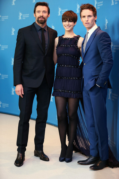 'Les Miserables' Photocall - BMW At The 63rd Berlinale International Film Festival