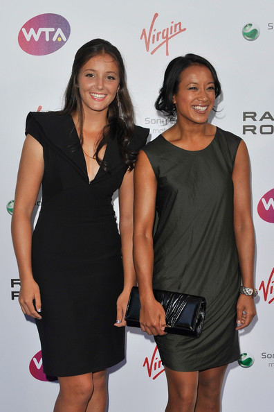 Anne Keothavong Cocktail Dress