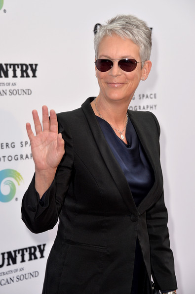 More Pics of Jamie Lee Curtis Pixie (1 of 6) - Jamie Lee Curtis Lookbook - StyleBistro [country: portraits of an american sound,portraits,eyewear,white-collar worker,glasses,premiere,gesture,sunglasses,vision care,businessperson,arrivals,jamie lee curtis,annenberg space for photography,american sound,california,century city,annenberg space for photography opening celebration for country,annenberg space for photography exhibit]