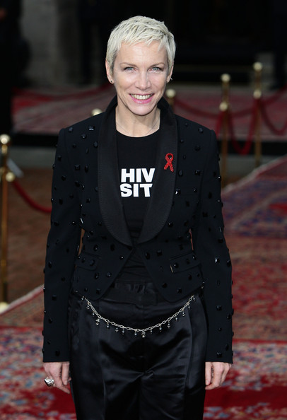 Annie Lennox Fitted Jacket []