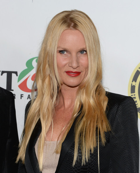 Nicollette Sheridan's Barely-There Waves