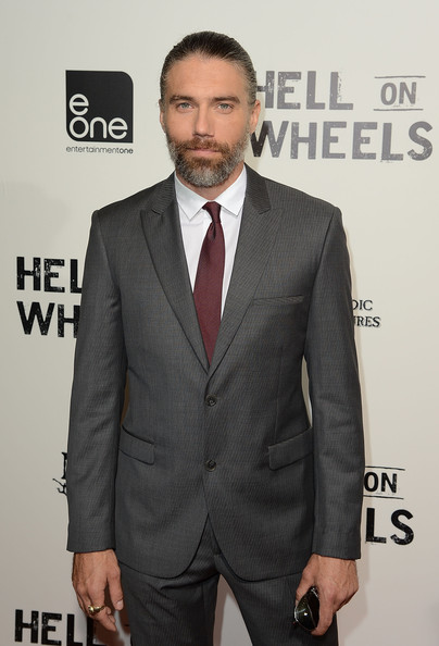 Anson Mount Classic Solid Tie