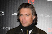 Anson Mount Wool Scarf