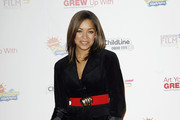 Antonia Thomas Medium Straight Cut