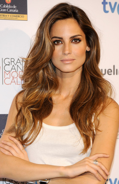 Ariadne Artiles Long Curls