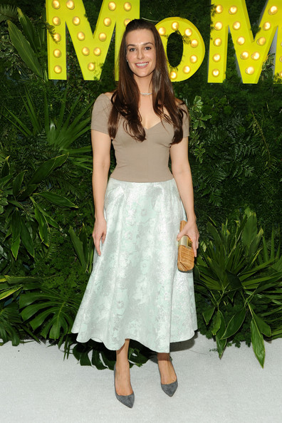 Ariana Rockefeller Long Skirt