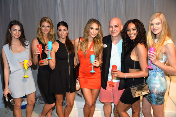 Sports Illustrated Swimsuit at Moet Hennessy's The Q