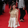 Louise Thompson at the 2013 British Academy Television Awards