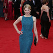 Jodie Whittaker at the 2013 British Academy Television Awards