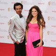 Mark Francis Vandelli and Binky Felstead at the 2013 British Academy Television Awards