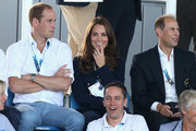 Kate Middleton and Prince Edward Photo