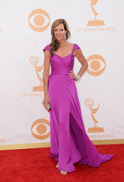 More Pics of Allison Janney Evening Dress (1 of 20) - Allison Janney Lookbook - StyleBistro