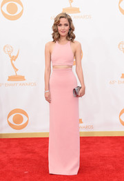 Rose exuded sexiness in a