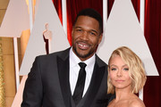 Kelly Ripa and Michael Strahan Photo