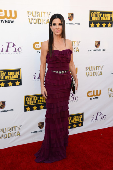 Lanvin at the 2014 Critics' Choice Movie Awards