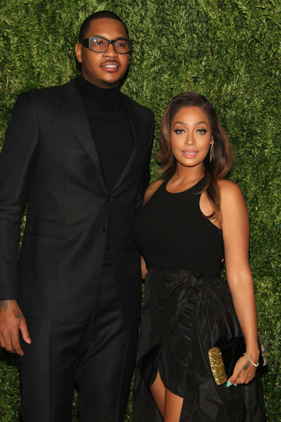 More Pics of La La Anthony Pumps (1 of 4) - La La Anthony Lookbook - StyleBistro