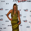 Anna Dello Russo at the Lancome Show by Alber Elbaz Party