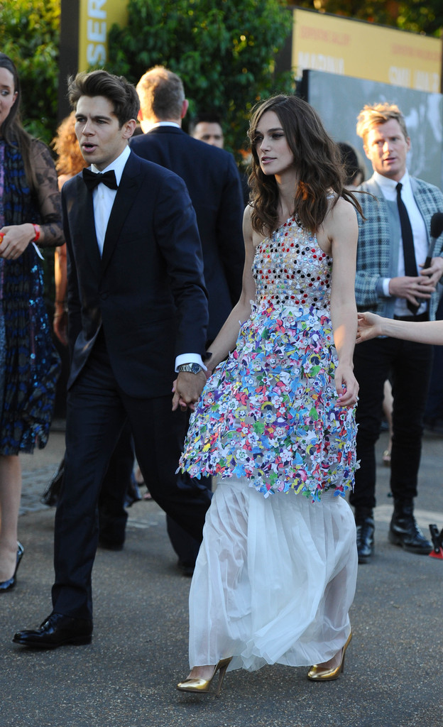 Arrivals at the Serpentine Gallery Summer Party