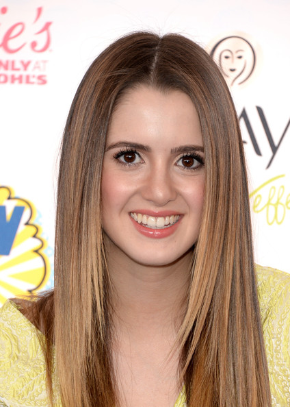 More Pics of Laura Marano Long Straight Cut (1 of 5) - Long Straight Cut Lookbook - StyleBistro