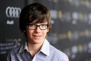 Asa Butterfield Emo Bangs