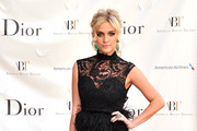 Ashlee Simpson Evening Dress