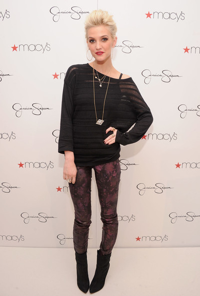 Ashlee Simpson Knit Top