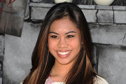 Ashley Argota Long Straight Cut