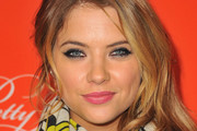 Ashley Benson Smoky Eyes