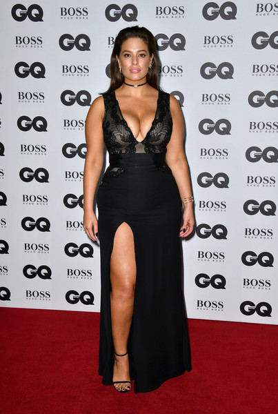 Ashley Graham Evening Dress