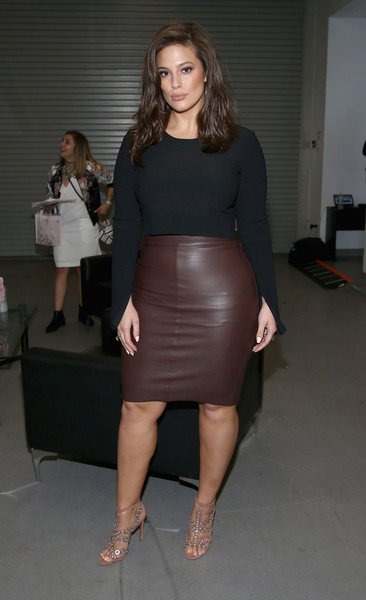 Ashley Graham Pencil Skirt