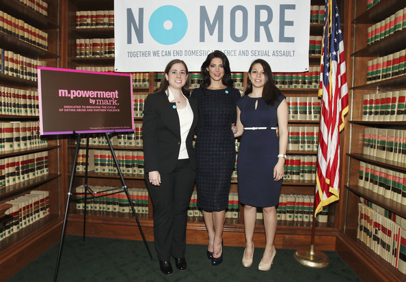 Ashley Greene Speaks Against Violence