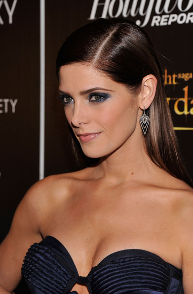 Ashley Greene Smoky Eyes