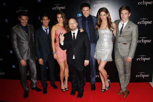 The Twilight Saga: Eclipse - Gala Premiere - Inside Arrivals