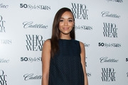 Ashley Madekwe Mini Skirt