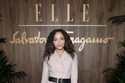 Ashley Madekwe Skirt Suit