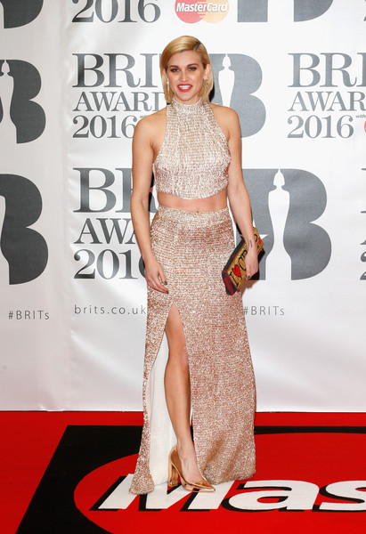 Ashley Roberts Long Skirt