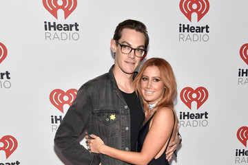Ashley Tisdale Christopher French 2015 iHeartRadio Music Festival - Night 1 - Backstage