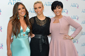 Giuliana Rancic Jillian Reynolds The Associates For Breast And Prostate Cancer Studies' Mother's Day Luncheon - Arrivals