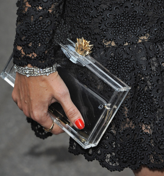 Astrid Munoz Box Clutch